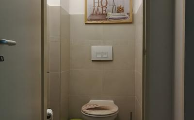 WC - the toilet