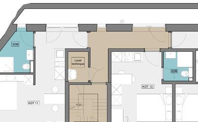 Etage 1
